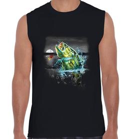 T-shirt débardeur de perche