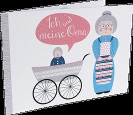 """""""Ich & meine Oma"""" Büchlein"""