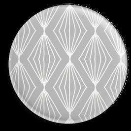 Magnet Lampions, grau (32 mm)