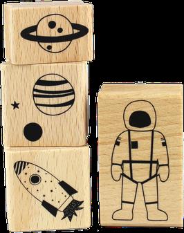 "Stempel-Set ""Space"""