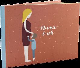 """""""Mama & ich"""" Büchlein"""