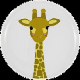"Porzellanteller ""Giraffe"""