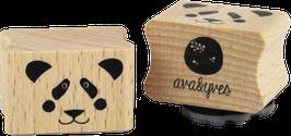 """Stempel """"Panda"""""""