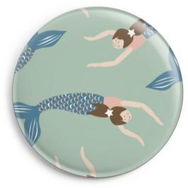 Magnet Meerjungfrau (32 mm)