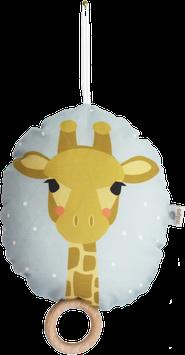 """Spieluhr """"Giraffe"""" (Melodie: """"Beautiful Dreamer"""")"""