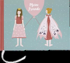 NEU! Kindergarten-Freundebuch für Mädchen