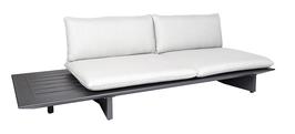 Arbon 2-Sitzer Seite inkl. Tisch