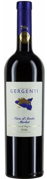 Gergenti Nero d'Avola - Merlot