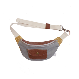 100% vegan fanny pack // JIM KNOPF