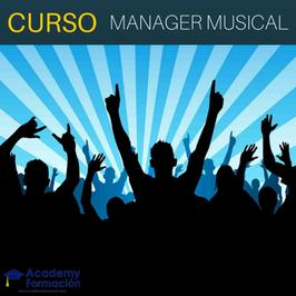 OFERTA! Curso de Manager Musical + Titulación Certificada