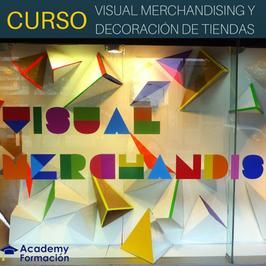 Curso de Visual Merchandising y Decoración de Tiendas + Titulación