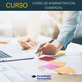 OFERTA! Curso Online de Administración y Gestión Comercial + Titulación Certificada