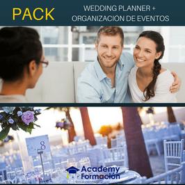 OFERTA! Cursos Online de Wedding Planner + Curso Online de Organización de Eventos. Titulaciones Incluidas.