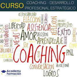 OFERTA! Curso de Coaching : Desarrollo profesional estratégico + Titulación Certificada