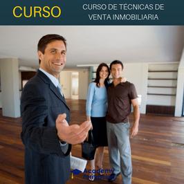 OFERTA! Curso Online de Técnicas de Venta Inmobiliaria + Titulación Certificada