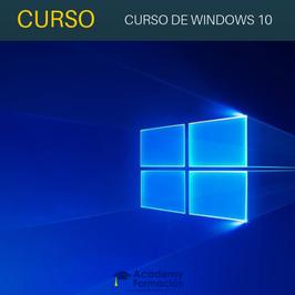 OFERTA! Curso Online de Windows 10 + Titulación Certificada