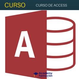 Curso Online de Access 2016 + Titulación Certificada