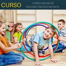 OFERTA! Curso de Psicomotricidad Infantil + Titulación Certificada