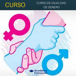 OFERTA! Curso Online de Igualdad de Género + Certificado Incluido