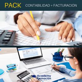 OFERTA! Cursos Online de Contabilidad + Facturación. Titulaciones Incluidas.