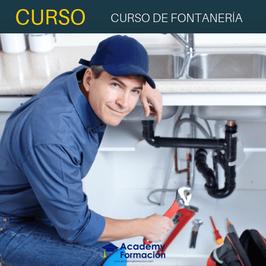 OFERTA! Curso Online de Fontanería + Titulación Certificada