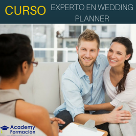 OFERTA! Curso de Experto en Wedding Planner + Titulación