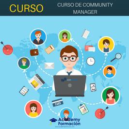 OFERTA! Curso Online de Community Manager + Titulación Certificada
