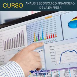 OFERTA! Curso Online de Análisis Económico Financiero de la Empresa + Titulación Certificada