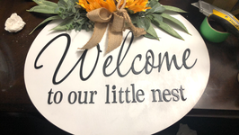 Welcome to our little Nest