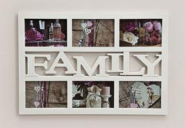 Fotorahmen Family - 6 Foto's