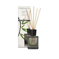 Black Bamboo mit Handtuch