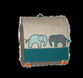 Kinderrucksack Elefantenduo °versandfertig°