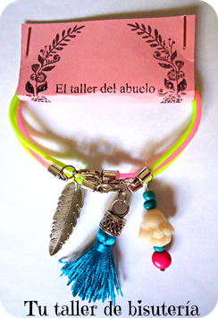 ...Pulsera chic happy buda...