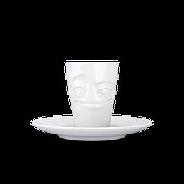 Espresso Mug mit Henkel fiftyeight - verschmitzt