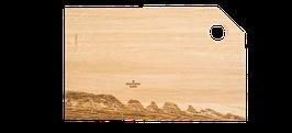 """Holz-Schneidebrett Classic XL """"Churfirsten"""""""