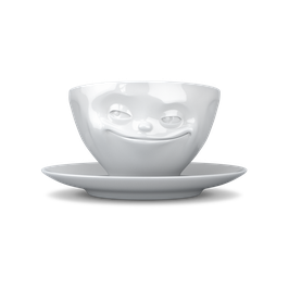 Kaffeetasse 200ml fiftyeight  - grinsend