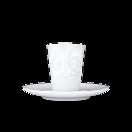 Espresso Mug mit Henkel fiftyeight - lecker