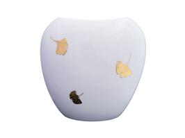 Ginkgo - Vase ovale plat