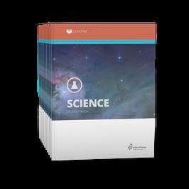 LIFEPAC® 6th Grade Science 10-Unit Set  LIFEPAC®6级科学科学学生本10单元套装