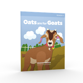 LIFEPAC® 1st Grade Reading Basics Book 3  生命课程一年级阅读基础书3