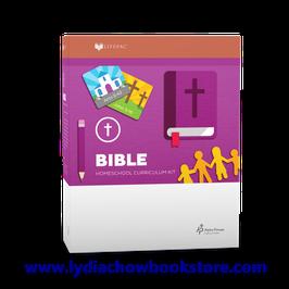 LIFEPAC® 1st Grade Bible Set 生命课程一年级圣经教师本学生本套装