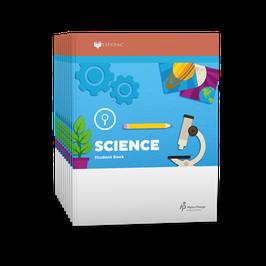 LIFEPAC® 2nd Grade Science 10-Unit Set   LIFEPAC®2级科学科学学生本10单元套装