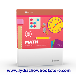 LIFEPAC® 2nd Grade Math Set
