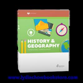 LIFEPAC® 2nd Grade History & Geography Set