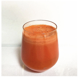 Pure Organic Apple Carrot Juice 纯有机苹果红萝卜汁