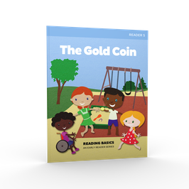 LIFEPAC® 1st Grade Reading Basics Book 5  生命课程一年级阅读基础书5