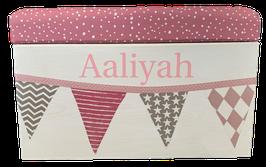 "Spielzeugtruhe ""Aaliyah"""