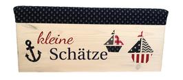 """Spielzeugtruhe """"kleine Schätze"""""""