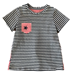 "T-Shirt Bluse ""Stars & Stripes"""