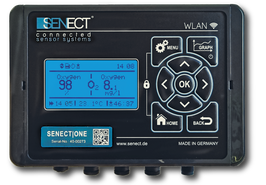 SENECT|ONE- Multifunktionelle Aquakultur Kontrolleinheit